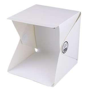 BN Photography Box Starter Kit with Led Light room studio photo taking