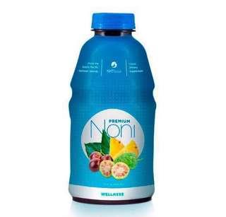 [全新] $150/5pcs支 NHT Global 有機諾麗果汁 Organic Noni Fruit - Made in USA (946ml/pc 支)