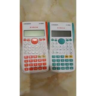 Kalkulator citizen scientific fx-350ms