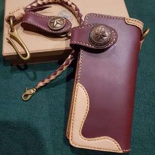 Dompet kulit made uaa BNIB