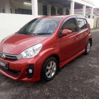 Perodua Myvi 1. 3 auto sambung bayar