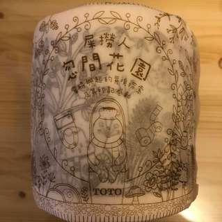 屎撈人toilet paper for collection only