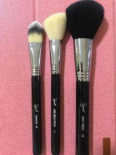 Sigma authentic brushes
