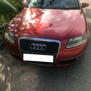 Audi A6 Avant 2.0T SG