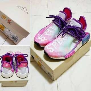 Adidas Pharell Williams Hu Holi Powder Dye