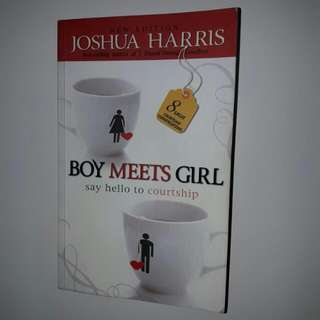 Book Titled : Boy Meets Girl