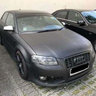 Audi S3 SG