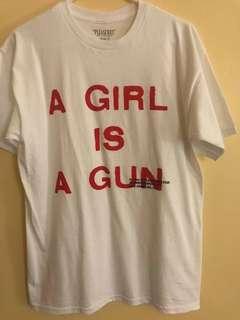 t-shirt PLEASURE original