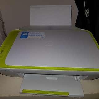 HP Deskjet 2130 (With Half Filled Catridge)