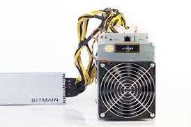 Antminer L3+ with bitmain PSU