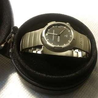 Porsche Desige watch