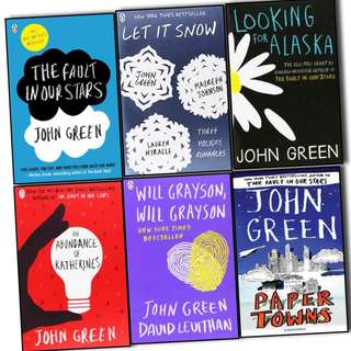 John green collection eBooks