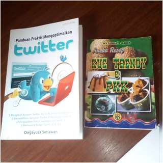Buku  15 rb take all