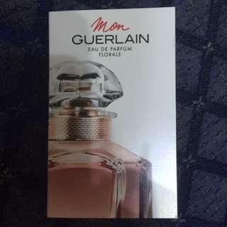 Guerlain Perfume Sample (0.7ml)