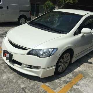 Honda Civic FD1.6A SG