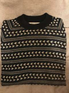 Patrik ervell sweater, 95%new