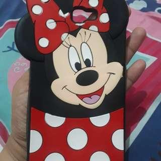 Soft case micky mouse