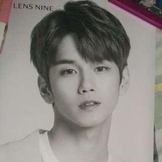 Wanna One Ong Seongwu Lens Nine Bromide