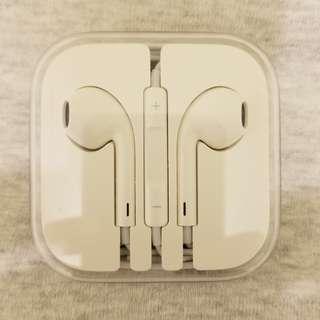 iPhone 原裝耳機3.5mm