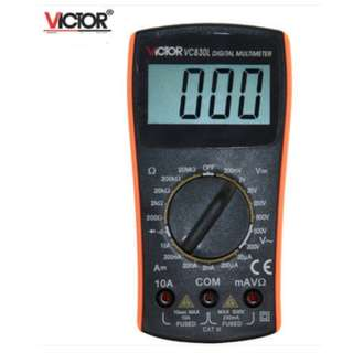 New Victor VC830L Digital Multimeter For Sale