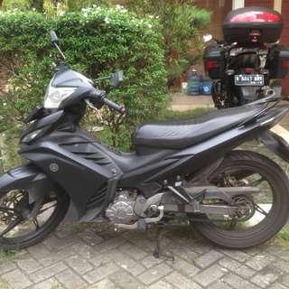 Yamaha jupiter MX 135cc 2012