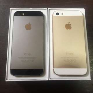 Iphone 5s 16GB Factory Unlock