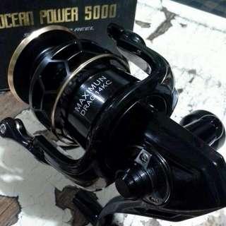 Reel G-tech Ocean Power 5000 Sw