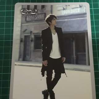 INFINITE WOOHYUN PC