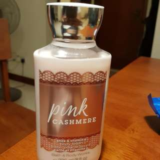 Bath&Body Works Pink Cashmere Body Lotion