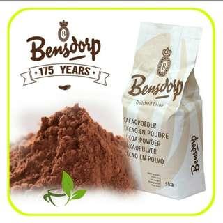 Bensdrop chocolate(coklat bubuk) 250g