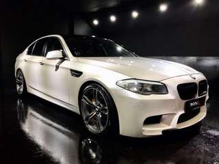 BMW 520i Sedan Auto Luxury