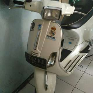 Vespa Matic Th.2013 Sprint... Nego Alus