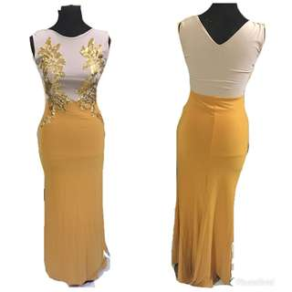 Formal Gown Small