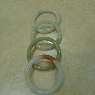 Sweet Nice Authentic Jade Bangle