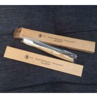 Minka Bamboo Toothbrush (Kids Edition)