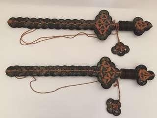 古董硬幣劍