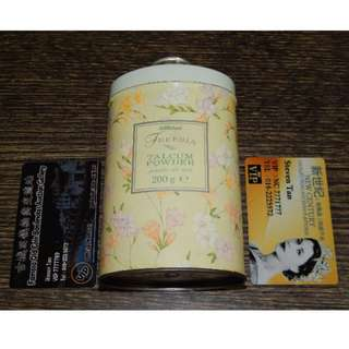 Vintage Freesia Talcum Power 200g