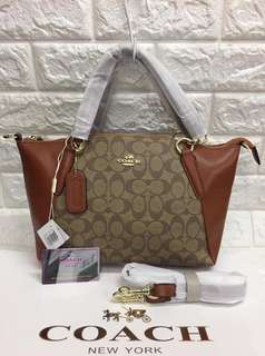 Coach Classic Brown Bag