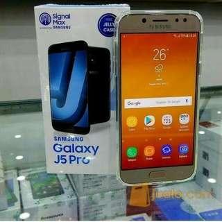 New Samsung J5 Pro.  Promo free admin