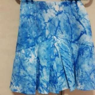 Fyn Blue Skirt