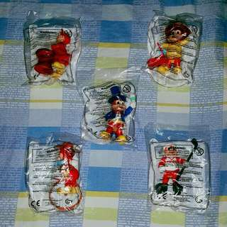 Jollibee Around the World collections