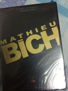 Magic dvd: Mathieu bich