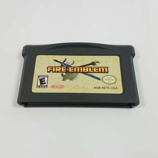 GBA Fire Emblem (Loose Cart) (Used Game)