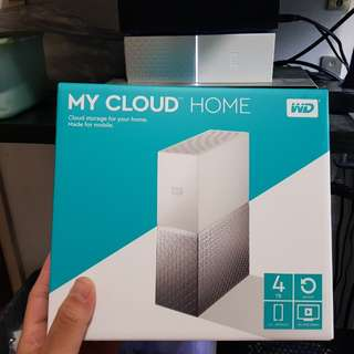 WD My Cloud Home 4TB Almost New