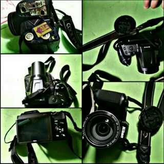 Kamera Prosumer NIKON COOLPIX L840
