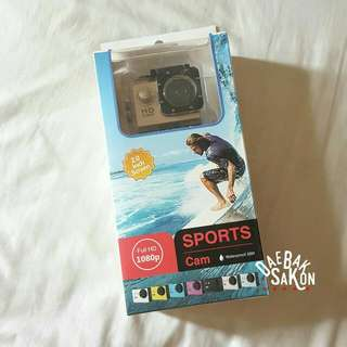 Sports Cam Action Camera (FREE POSTAGE)