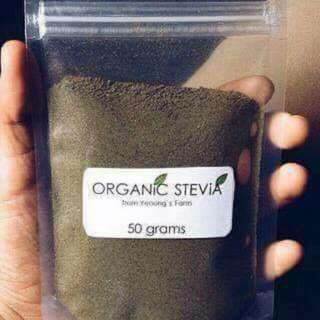 Pure Organic Powdered Stevia