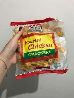 Chicken crackers