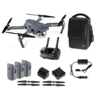 DJI Mavic Pro Drone Rental