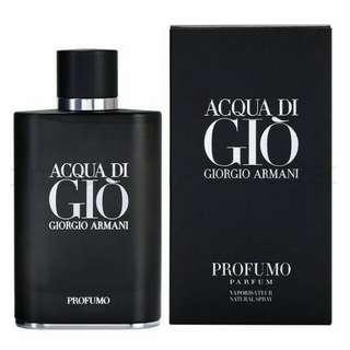 PARFUM GIORGIO ARMANI ACQUA DI GIO PROFUMO MAN PARFUM ORIGINAL SINGAPORE